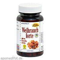 Weihrauch forte, 60 ST, Espara GmbH