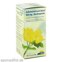 Johanniskraut dura 425mg Hartkapseln, 100 ST, Mylan Healthcare GmbH