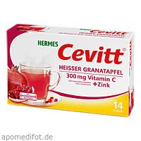 Hermes Cevitt Heisser Granatapfel, 14 ST, Hermes Arzneimittel GmbH