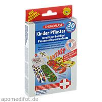 Kinder-Pflaster Fantasy, 30 ST, Axisis GmbH