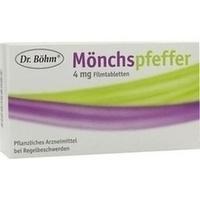 Dr. Böhm Mönchspfeffer 4mg, 60 ST, Apomedica Pharmazeutische Produkte GmbH