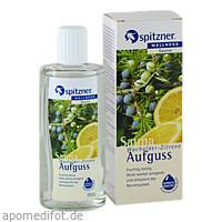 Spitzner Saunaaufguss Wacholder-Zitrone Wellness, 190 ML, Dr.Willmar Schwabe GmbH & Co. KG