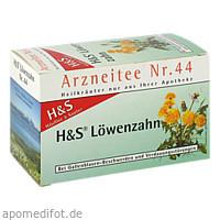 H&S Löwenzahn, 20X2.0 G, H&S Tee - Gesellschaft mbH & Co.