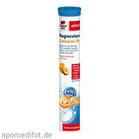 Doppelherz Magnesium+Calcium+D3 Brausetabletten, 15 ST, Queisser Pharma GmbH & Co. KG