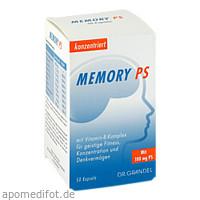 MEMORY PS KAPSELN GRANDEL, 50 ST, Dr. Grandel GmbH