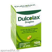 Dulcolax Dragees Dose, 100 ST, Sanofi-Aventis Deutschland GmbH GB Selbstmedikation /Consumer-Care