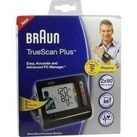Braun TrueScan Plus BPW 4300 Handgel.Blutdr.messge, 1 ST, Kaz Europe Sa