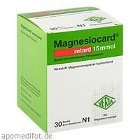 Magnesiocard retard 15mmol Btl.mit retard. FTA, 30 ST, Verla-Pharm Arzneimittel GmbH & Co. KG