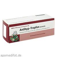 Antihyp Tropfen Schuck, 100 ML, Schuck GmbH Arzneimittelfabrik
