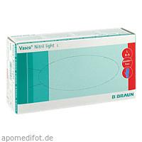VASCO NITRIL LIGHT UH L, 100 ST, B. Braun Melsungen AG