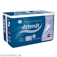 Attends Contours Air Comfort 10, 21 ST, Attends GmbH