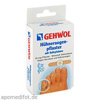 GEHWOL Hühneraugenpflaster mit Salicylsäure, 6 ST, Eduard Gerlach GmbH