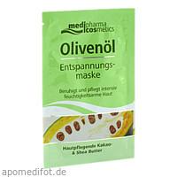 Olivenöl Entspannungsmaske, 15 ML, Dr. Theiss Naturwaren GmbH