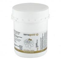 Biochemie Senagold Nr. 2 Calcium phosphoricum D 6, 1000 ST, Senagold Naturheilmittel GmbH