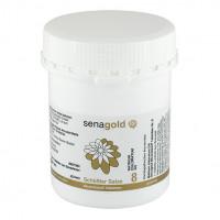 Biochemie Senagold Nr. 8 Natrium chloratum D 6, 1000 ST, Senagold Naturheilmittel GmbH