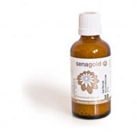Biochemie Senagold Nr. 10 Natrium sulfuricum D 6, 50 G, Senagold Naturheilmittel GmbH