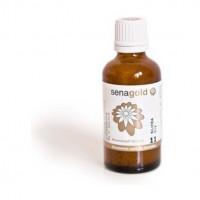 Biochemie Senagold Nr. 11 Silicea D 12, 50 G, Senagold Naturheilmittel GmbH