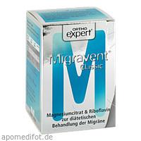 Migravent Classic, 120 ST, Weber & Weber GmbH & Co. KG
