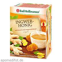 Bad Heilbrunner Ingwer-Honig Tee, 15X2.0 G, Bad Heilbrunner Naturheilm. GmbH & Co. KG