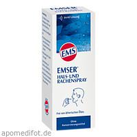 Emser Hals-und Rachenspray, 20 ML, Sidroga Gesellschaft Für Gesundheitsprodukte mbH