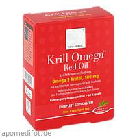 Krill Omega, 60 ST, New Nordic Deutschland GmbH