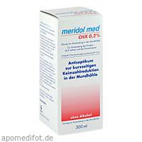 meridol med CHX 0.2% Spülung, 300 ML, Cp Gaba GmbH