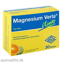 Magnesium Verla direkt Citrus, 30 ST, Verla-Pharm Arzneimittel GmbH & Co. KG