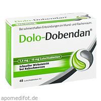 Dolo-Dobendan 1.4mg/10mg, 48 ST, Reckitt Benckiser Deutschland GmbH