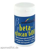 beta-Glucan 600, 60 ST, nobopharm GmbH Pharmahandel