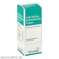 INFI STICTA PULMONARIA Tropfen, 50 ML, Infirmarius GmbH