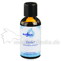 Jojobaöl kbA, 50 ML, Biofrid GmbH & Co. KG