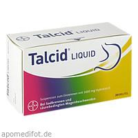 TALCID LIQUID, 20 ST, Bayer Vital GmbH