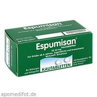 ESPUMISAN KAUTABLETTEN, 100 ST, Berlin-Chemie AG