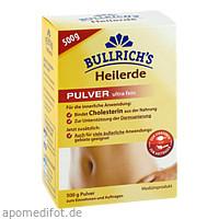 Bullrichs Heilerde zum Einnehmen und Auftragen, 500 G, Delta Pronatura Dr. Krauss & Dr. Beckmann KG