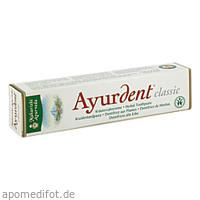 Ayurdent Zahncreme Classic, 75 ML, Maharishi Ayurveda Europe B.V.