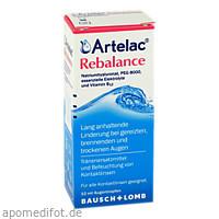 Artelac Rebalance, 10 ML, Dr. Gerhard Mann