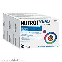 Nutrof Omega, 3X30 ST, Thea Pharma GmbH