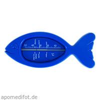 Badethermometer Fisch blau, 1 ST, Careliv Produkte Ohg