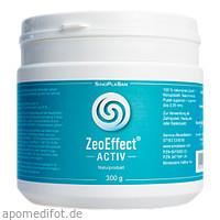 ZeoEffect Zeolith Klinoptilolith activ, 300 G, Sinoplasan AG