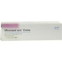 Miconazol acis Creme, 20 G, Acis Arzneimittel GmbH