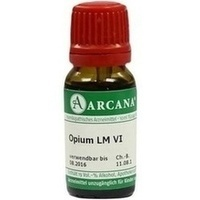 Opium LM 6, 10 ML, ARCANA Dr. Sewerin GmbH & Co. KG