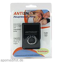 ANTISNOR Akupressurring Gr.M Durchm.18mm, 1 ST, Eb Vertriebs GmbH