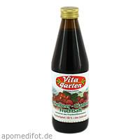 Vitagarten Preiselbeer-Cranberry-Fruchtsaft, 330 ML, Obstsaftkelterei