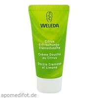 WELEDA Citrus Erfrischungs-Cremedusche, 20 ML, Weleda AG