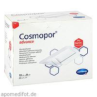 COSMOPOR Advance 10x8cm, 25 ST, 1001 Artikel Medical GmbH