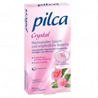 Pilca Wachsstreifen Gesicht, 20 ST, Werner Schmidt Pharma GmbH