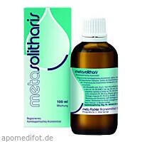 METASOLITHARIS, 100 ML, Meta Fackler Arzneimittel GmbH