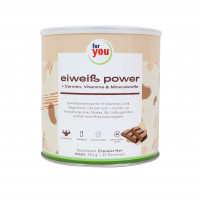 For You Eiweiß Power Schoko, 750 G, For You eHealth GmbH