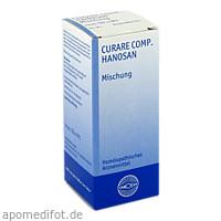 CURARE COMP HANOSAN, 50 ML, Hanosan GmbH