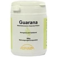 GUARANA PULVER, 100 G, Allpharm Vertriebs GmbH